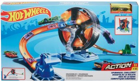 Hot-Wheels-Action-Spinwheel-Challenge-Set on sale