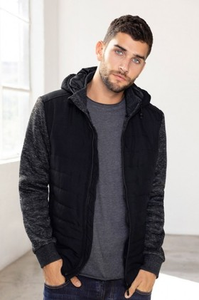 Mens-Hooded-Jacket on sale