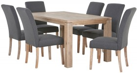 Toronto-7-Piece-Dining-Set-with-Parker-Chairs on sale
