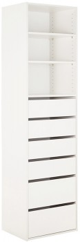 Tailor-3-Shelf-6-Drawer-Unit on sale