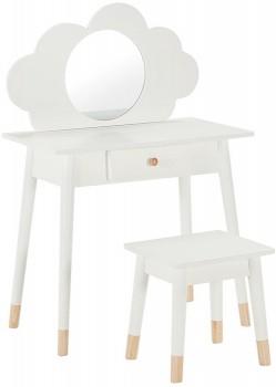 NEW-Cloud-Kids-Dressing-Table-Set on sale