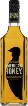 Wild-Turkey-American-Honey-Liqueur-1L on sale