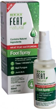 Neat-Feat-Natural-Antifungal-Foot-Spray-50mL on sale