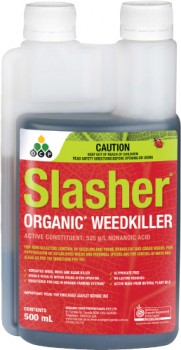 Slasher-Organic-Weedkiller-Concentrate-500ml on sale