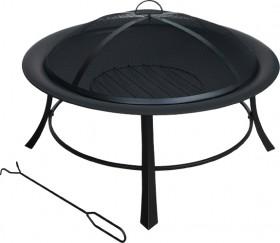Round-Firepit on sale