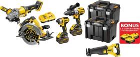 DeWalt-1854V-5Pce-Brushless-Kit on sale