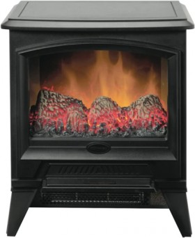 Dimplex-2kW-Casper-Electric-Fire-Black on sale