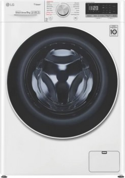 LG-9kg-Front-Load-Washer on sale