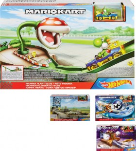 NEW-Hot-Wheels-Assorted-Mario-Kart-Nemesis-Sets on sale