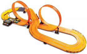 Hot-Wheels-143-Scale-Battery-Operated-Slot-Car-Trackset on sale