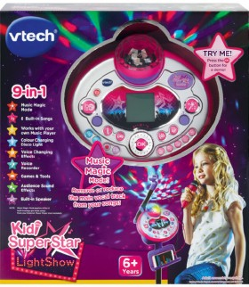 Vtech-Kidi-Superstar-Lightshow on sale