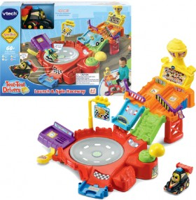 Vtech-Launch-Spin-Raceway on sale
