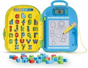LeapFrog-Mr-Pencils-Alphabet-Backpack-Blue on sale