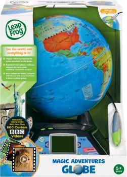 LeapFrog-Magic-Adventures-Interactive-Globe on sale