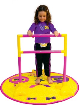 The-Wiggles-Ballet-Dance-Mat on sale