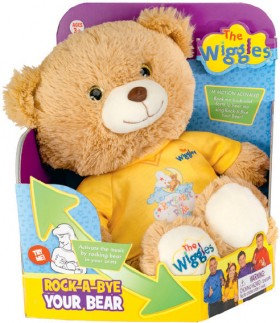 NEW-The-Wiggles-Rock-A-Bye-Bear-Motion-Active on sale