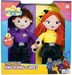 NEW-The-Wiggles-Ring-A-Ring-ORosy on sale