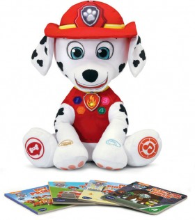 NEW-Vtech-Learn-to-Read-with-Marshall on sale