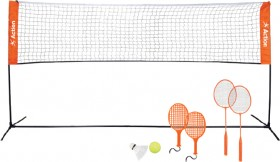 NEW-Action-Sports-Action-Driveway-Tennis-and-Badminton-Set on sale
