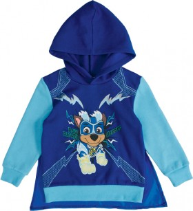 Paw-Patrol-Kids-Mighty-Pup-Dress-Up-Hoodie on sale