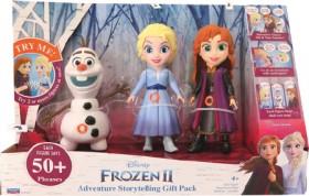 Disney-Frozen-II-3-Pack-Interactive-Figures on sale
