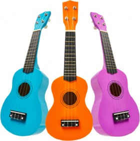 Urban-Tones-Coloured-Ukulele-with-Decals on sale