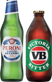 Peroni-Nastro-Azzurro-or-Victoria-Bitter-24-Pack on sale