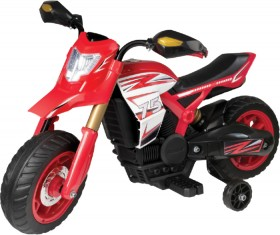 NEW-EVO-6V-Red-Rally-Motorbike on sale