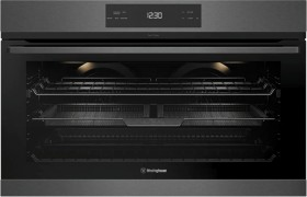 Westinghouse-90cm-Pyrolytic-Oven-Dark-Stainless on sale