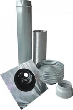 Viali-Rangehood-Ducting-Kit-for-Roof-Tile on sale