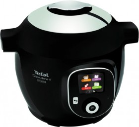 NEW-Tefal-Cook4Me-Connect-Black on sale