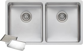 Oliveri-Sonetto-Double-Bowl-Universal-Sink on sale