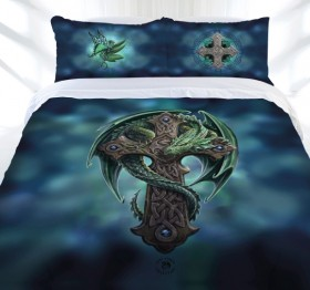 Anne-Stokes-Fantasy-Quilt-Cover-Set on sale