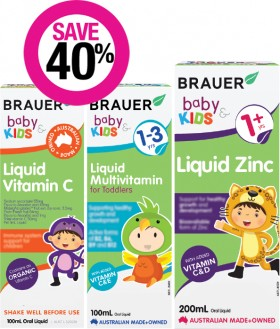 Save-40-on-Selected-Brauer-Baby-Kids-Products on sale