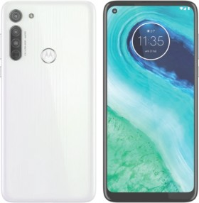 Motorola-G8-64GB-Pearl-White on sale