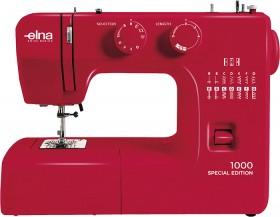 Elna-1000-Ruby-Red-Sewing-Machine on sale