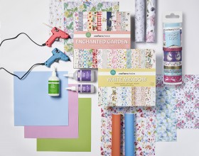 25-off-Crafters-Choice-Paper-Pads-Glues-Glue-Guns-Glue-Sticks-Washi-Tape on sale