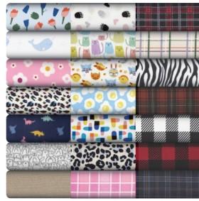 Print-Plain-Polar-Fleece on sale