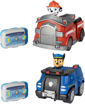 Assorted-Paw-Patrol-Remote-Control-Vehicle on sale