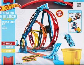 Hot-Wheels-Track-Builder-Ultimate-Triple-Loop-Kit on sale