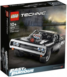 LEGO-Technic-Fast-Furious-Doms-Dodge-Charger-42111 on sale