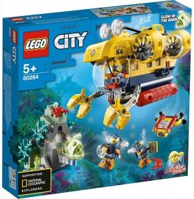 LEGO-City-Ocean-Exploration-Submarine-60264 on sale