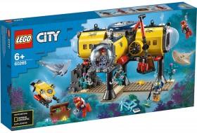 NEW-LEGO-City-Ocean-Exploration-Base-60265 on sale