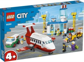 LEGO-City-Central-Airport-60261 on sale