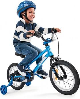 NEW-35cm-Blue-Speedster-Bike on sale