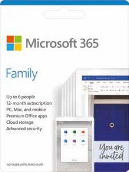 Microsoft-365-Family-12-Months on sale