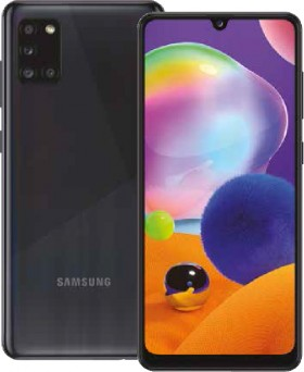 Samsung-Galaxy-A31-128GB-Black on sale