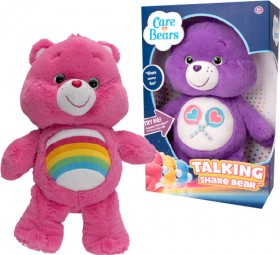 NEW-Care-Bears-Talking-Cheer-Care-Bear on sale