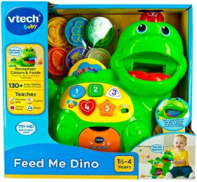 VTech-Feed-Me-Dino on sale