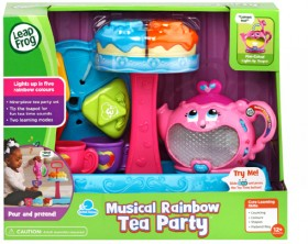 Leap-Frog-Musical-Rainbow-Tea-Party on sale